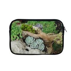 Plant Succulent Plants Flower Wood Apple MacBook Pro 13  Zipper Case