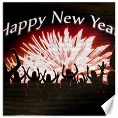 Happy New Year Design Canvas 16  x 16