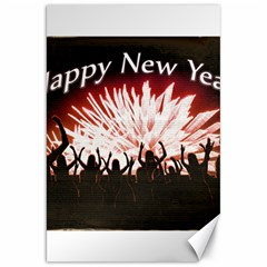 Happy New Year Design Canvas 20  x 30