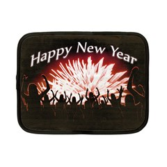 Happy New Year Design Netbook Case (Small)