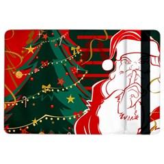 Santa Clause Xmas iPad Air 2 Flip