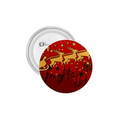 Santa Christmas Claus Winter 1.75  Buttons