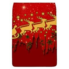 Santa Christmas Claus Winter Flap Covers (L)