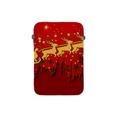 Santa Christmas Claus Winter Apple iPad Mini Protective Soft Cases
