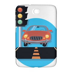 Semaphore Car Road City Traffic Samsung Galaxy Note 8.0 N5100 Hardshell Case