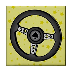 Steering Wheel Face Towel