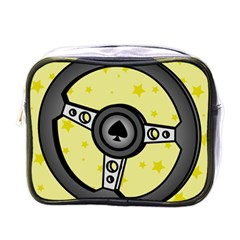 Steering Wheel Mini Toiletries Bags