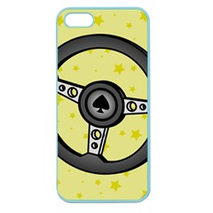 Steering Wheel Apple Seamless iPhone 5 Case (Color)