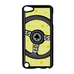 Steering Wheel Apple iPod Touch 5 Case (Black)
