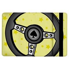 Steering Wheel iPad Air Flip