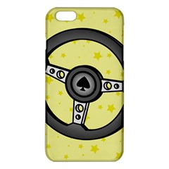 Steering Wheel iPhone 6 Plus/6S Plus TPU Case