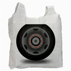 Tire Tyre Car Transport Wheel Recycle Bag (Two Side)