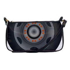 Tire Tyre Car Transport Wheel Shoulder Clutch Bags