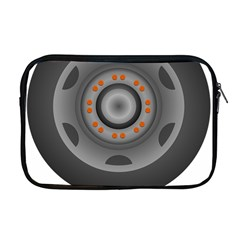 Tire Tyre Car Transport Wheel Apple MacBook Pro 17  Zipper Case
