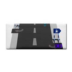 Traffic Road Driving Cars Highway Cosmetic Storage Cases