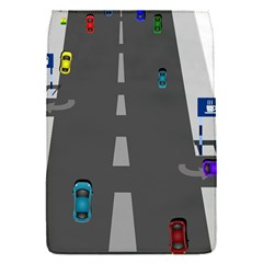 Traffic Road Driving Cars Highway Flap Covers (S)