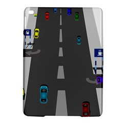 Traffic Road Driving Cars Highway iPad Air 2 Hardshell Cases