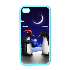 Small Gift For Xmas Christmas Apple iPhone 4 Case (Color)