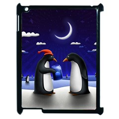Small Gift For Xmas Christmas Apple iPad 2 Case (Black)