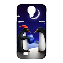 Small Gift For Xmas Christmas Samsung Galaxy S4 Classic Hardshell Case (PC+Silicone)