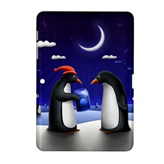 Small Gift For Xmas Christmas Samsung Galaxy Tab 2 (10.1 ) P5100 Hardshell Case