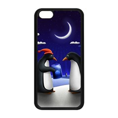 Small Gift For Xmas Christmas Apple iPhone 5C Seamless Case (Black)