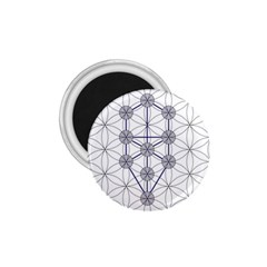 Tree Of Life Flower Of Life Stage 1.75  Magnets