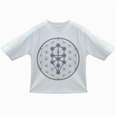 Tree Of Life Flower Of Life Stage Infant/Toddler T-Shirts