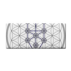 Tree Of Life Flower Of Life Stage Cosmetic Storage Cases