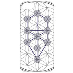 Tree Of Life Flower Of Life Stage Apple iPhone 5 Classic Hardshell Case