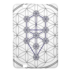 Tree Of Life Flower Of Life Stage Kindle Fire HD 8.9