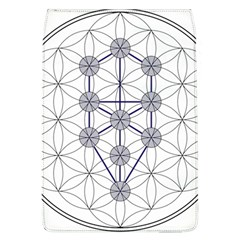 Tree Of Life Flower Of Life Stage Flap Covers (L)