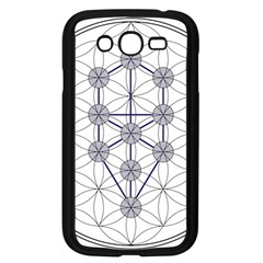 Tree Of Life Flower Of Life Stage Samsung Galaxy Grand DUOS I9082 Case (Black)