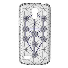 Tree Of Life Flower Of Life Stage Galaxy S4 Mini