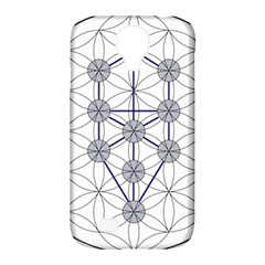 Tree Of Life Flower Of Life Stage Samsung Galaxy S4 Classic Hardshell Case (PC+Silicone)