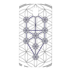 Tree Of Life Flower Of Life Stage Samsung Galaxy Note 3 N9005 Hardshell Back Case