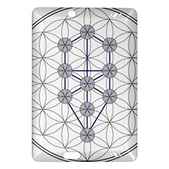 Tree Of Life Flower Of Life Stage Amazon Kindle Fire HD (2013) Hardshell Case