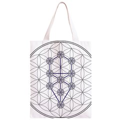 Tree Of Life Flower Of Life Stage Classic Light Tote Bag