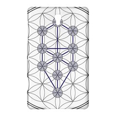 Tree Of Life Flower Of Life Stage Samsung Galaxy Tab S (8.4 ) Hardshell Case