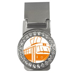 Tramway Transportation Electric Money Clips (CZ)