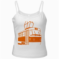 Tramway Transportation Electric Ladies Camisoles