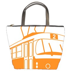 Tramway Transportation Electric Bucket Bags
