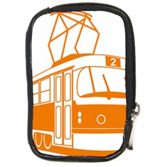 Tramway Transportation Electric Compact Camera Cases