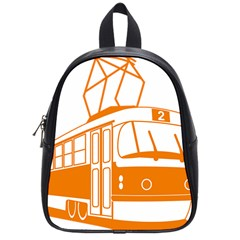Tramway Transportation Electric School Bags (Small)
