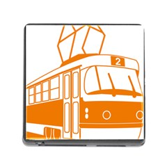 Tramway Transportation Electric Memory Card Reader (Square)
