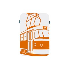 Tramway Transportation Electric Apple iPad Mini Protective Soft Cases