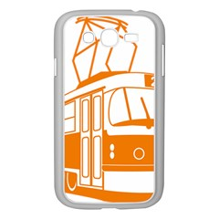 Tramway Transportation Electric Samsung Galaxy Grand DUOS I9082 Case (White)