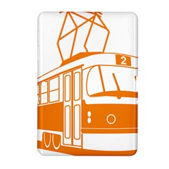 Tramway Transportation Electric Samsung Galaxy Tab 2 (10.1 ) P5100 Hardshell Case