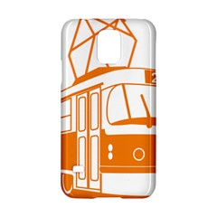 Tramway Transportation Electric Samsung Galaxy S5 Hardshell Case
