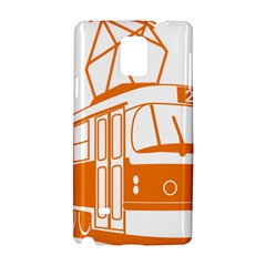 Tramway Transportation Electric Samsung Galaxy Note 4 Hardshell Case